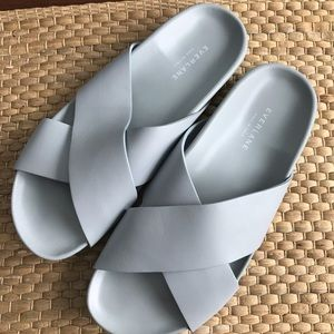 Everlane Cross Over Form Sandal - 11 NEW!